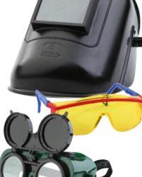 Очила и щитове
