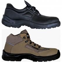 Работни обувки категория 01, 02 без защита