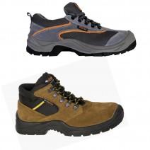 Работни обувки категория S1, S2 с бомбе