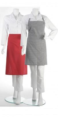 Шапки и престилки за готвачи
