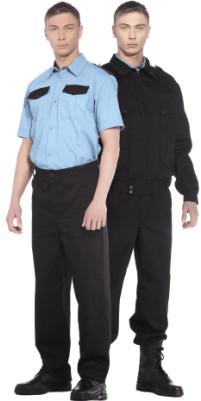 Облекло за охранители