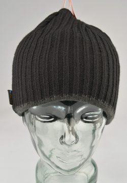 мъжка плетена зимна шапка