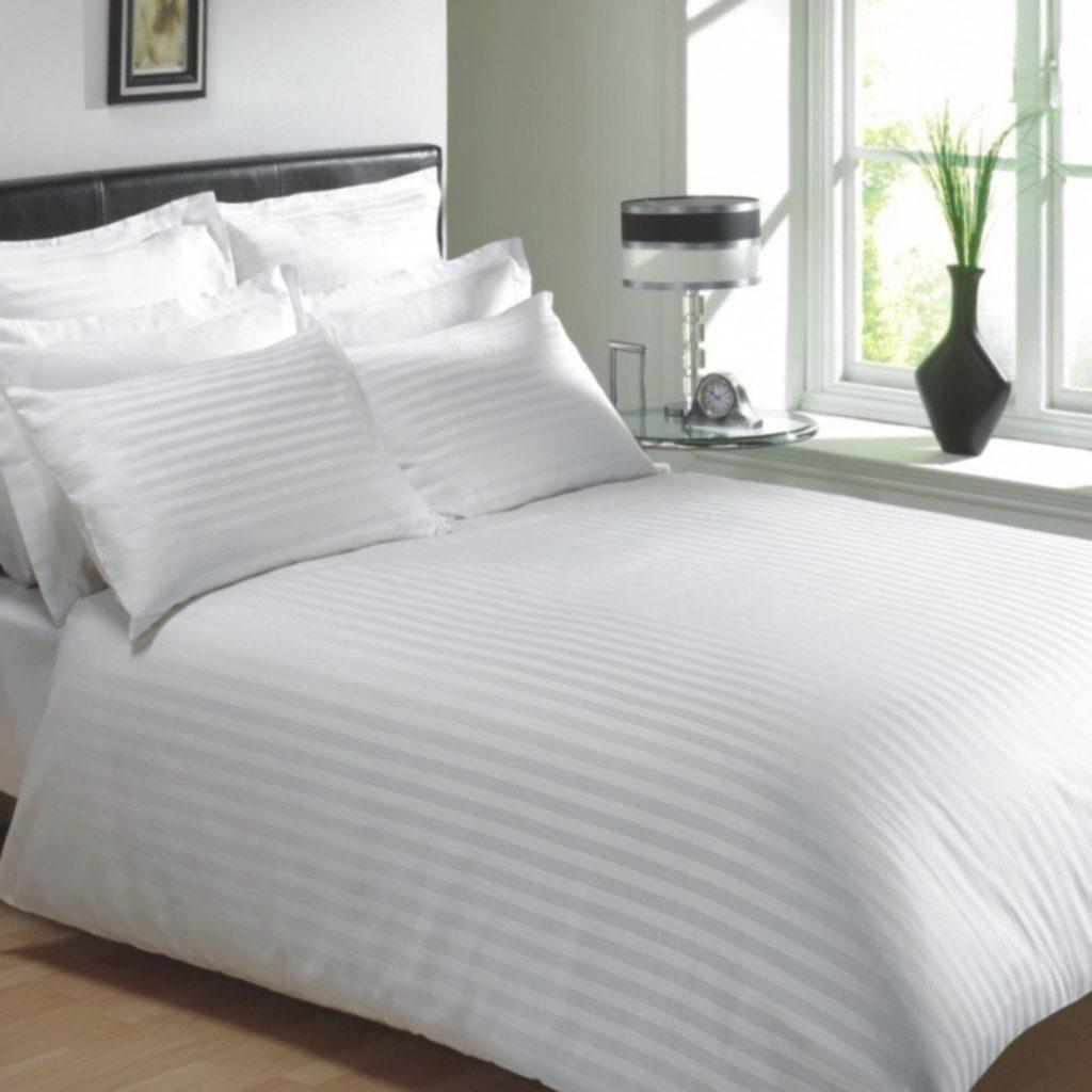 Спално бельо сатен